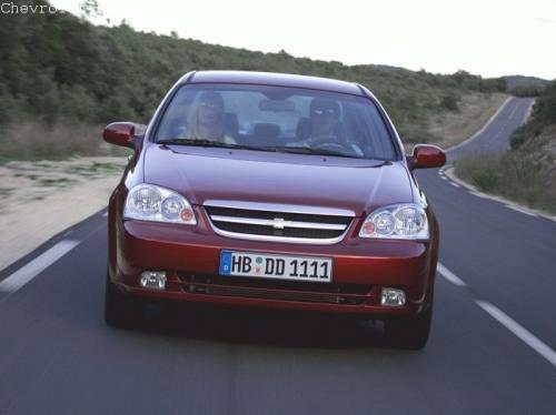 chevrolet lacetti семейный автомобиль