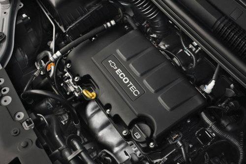 двигатель Шевроле Авео 2013 седан