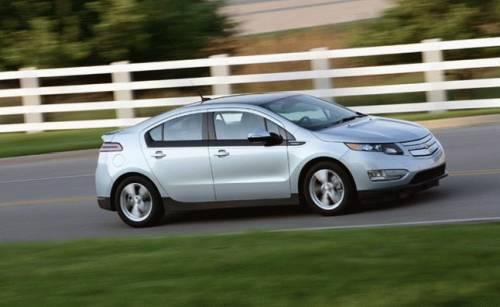 Фото Chevrolet Volt 2014