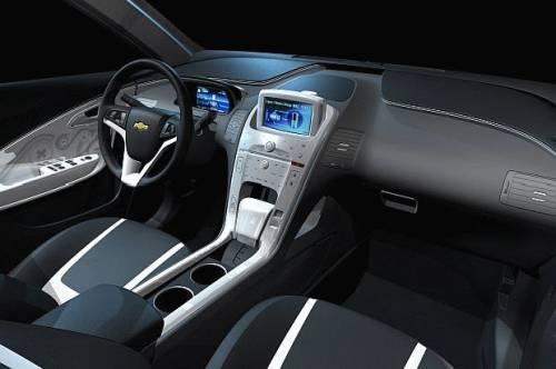 Chevrolet-Volt-2014-интерьер