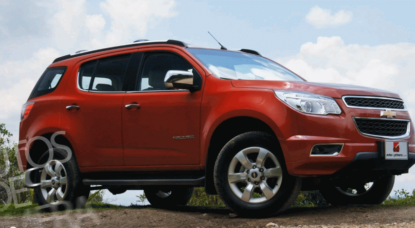 Chevrolet Trailblazer 2014