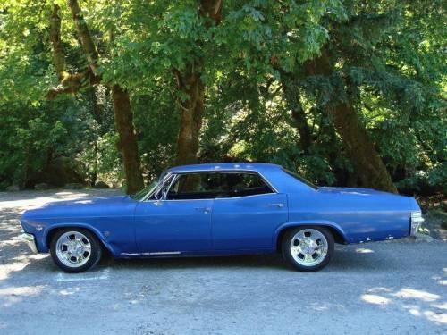 impala 1965 exterier