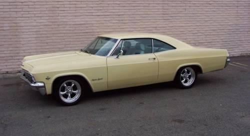 impala 1965 foto