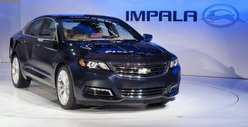 impala-2014-дизайн