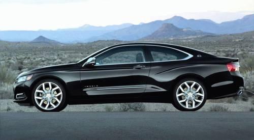 impala 2014 купе