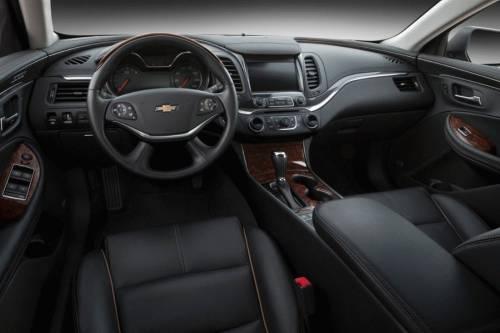 impala 2014 салон