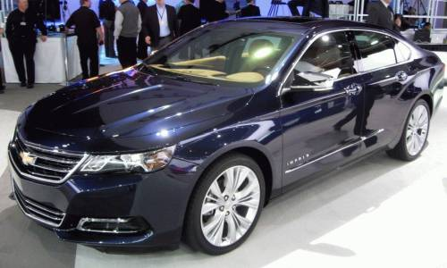 impala 2014 foto