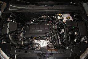 Турбо Двигатель у Шевроле Круз 2014