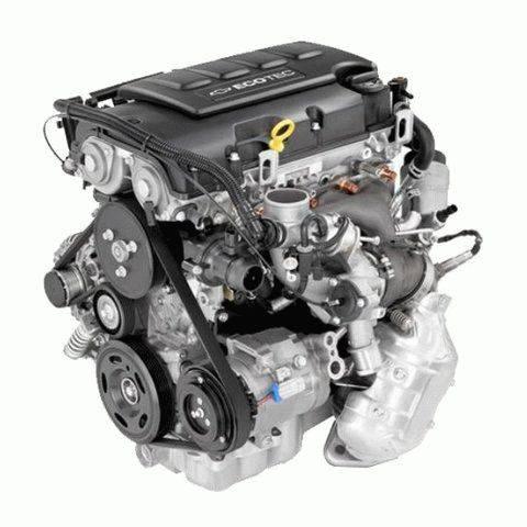 Двигатель Шевроле Круз Турбо 1.4