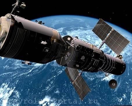 Спутниковый мониторинг