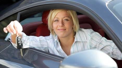 Особенности выбора автомобиля для женщины