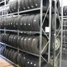 Обзор сезонного хранения шин