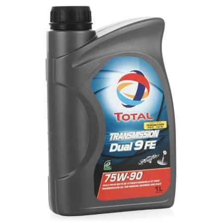 Купить Трансмиссионное масло Total Trans Dual 9 FE 75W90, 1 л