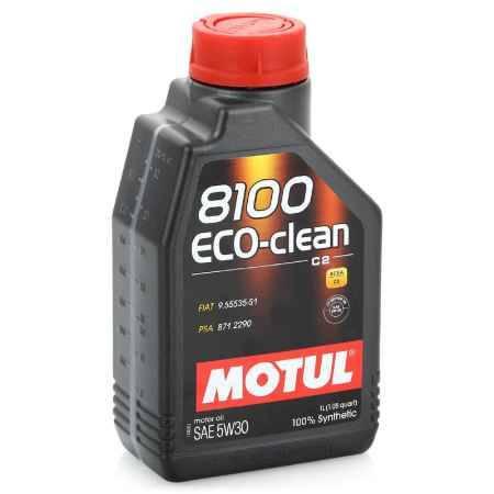 Купить Моторное масло MOTUL 8100 Eco-Clean 5W30, 1 л, синтетическое