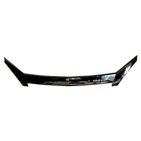 Купить Дефлектор капота Voron Glass Chevrolet NIVA с еврокрепежом, МУХ00034