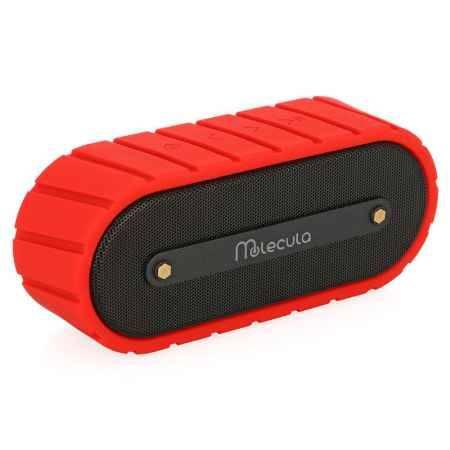 Купить Портативная Bluetooth акустика Molecula BPS-201, red