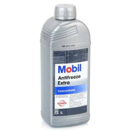 Купить Антифриз Mobil EXTRA зеленый, 1 л