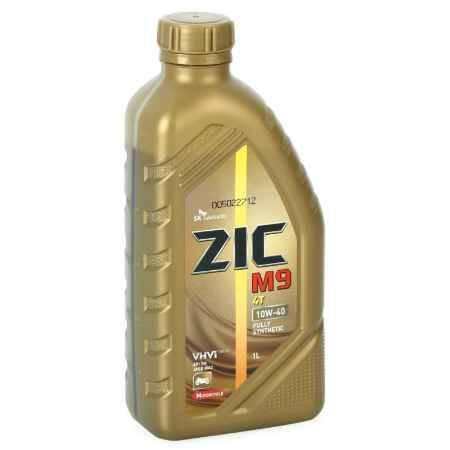 Купить Моторное мото масло Zic M9 4T 10w40, 1 л