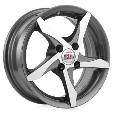 Купить Диск ALCASTA M09 5.5xR14 4x98 ET35 D58.6 GMF
