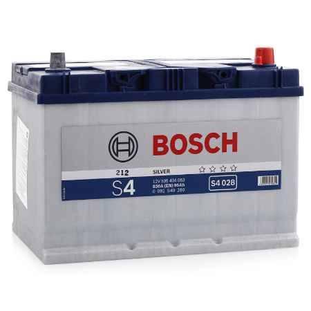Купить Аккумулятор BOSCH S4 Silver 595 404 083