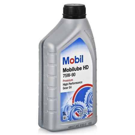 Купить Трансмиссионное масло 75W-90 Mobil Mobilube HD, 1 л