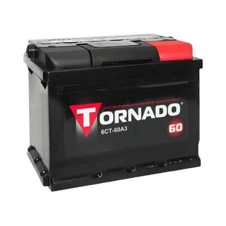 Купить Аккумулятор TORNADO 6 СТ-60 АЗR о/п.