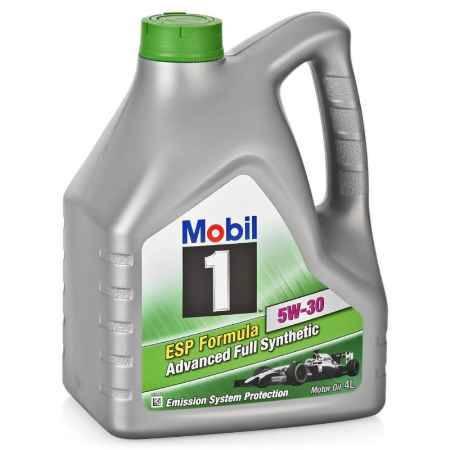 Купить Моторное масло Mobil 1 ESP Formula 5W/30, 4 л, синтетическое