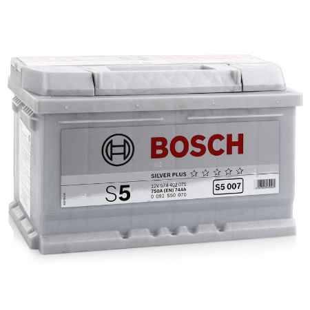Купить Аккумулятор BOSCH S5 Silver Plus 574 402 075