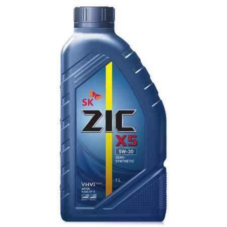 Купить Моторное масло ZIC X5 5W-30 1л полусинтетическое