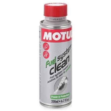 Купить Промывка топливной системы MOTUL Fuel Syst Clean Moto, 0.2л
