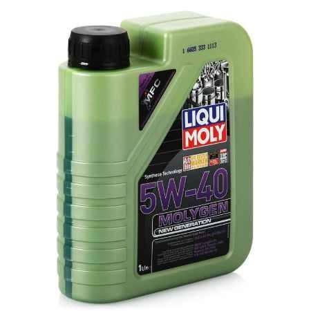 Купить Моторное масло LIQUI MOLY Molygen New Generation 5W/40 SN/CF;A3/B4, 1 л, НС-синтетическое (9053)