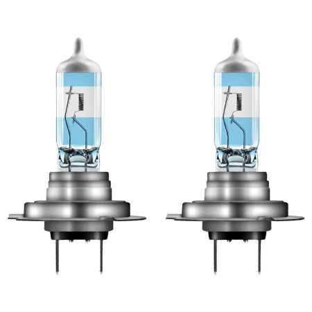 Купить Лампа галогенная Osram H7 3900K Night Racer 110, +110% света, 2 шт