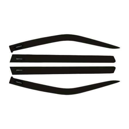 Купить Дефлекторы окон Voron Glass Lada Priora универсал, комплект 4 шт, ДЕФ00295