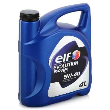 Купить Моторное масло ELF Evolution 900 NF 5W/40, 4 л, синтетическое