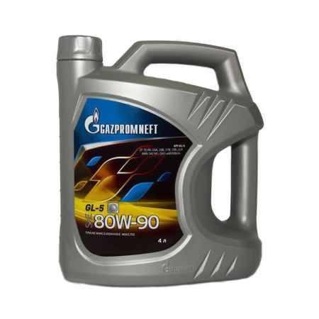 Купить Трансмиссионное масло Gazpromneft GL-5 80w90, 4л