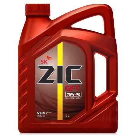 Купить Трансмиссионное масло ZIC GFT 75W90 4л