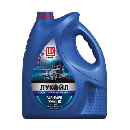 Купить Моторное дизельное масло Лукойл Авангард 10W-40 CF-4/SG, 5л