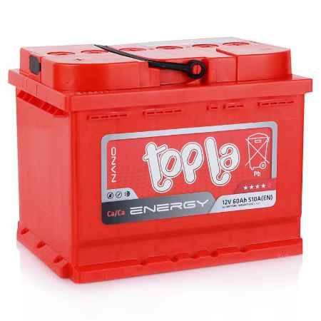 Купить Аккумулятор TOPLA 60 А/ч. пп. (108160)