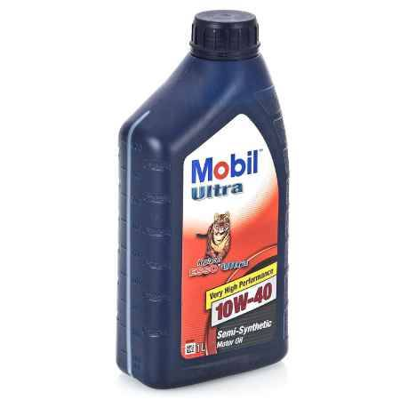 Купить Моторное масло Mobil ULTRA 10W/40, 1 л, полусинтетическое