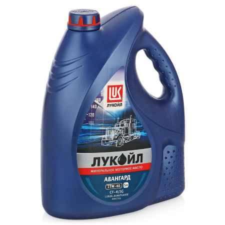 Купить Моторное дизельное масло Лукойл Авангард 15W-40 CF-4/SG, 5л