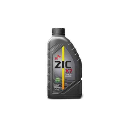 Купить Моторное масло ZIC X7 DIESEL 10W-40 1л синтетическое