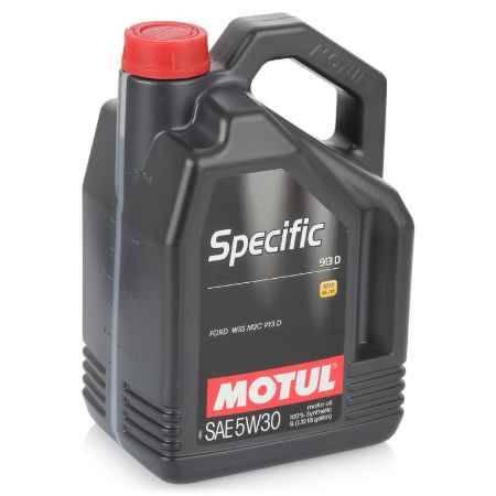 Купить Моторное масло MOTUL Specific 913D 5w30, 5 л, синтетическое