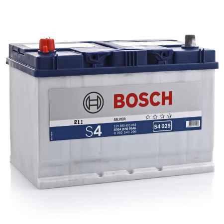Купить Аккумулятор BOSCH S4 Silver 595 405 083