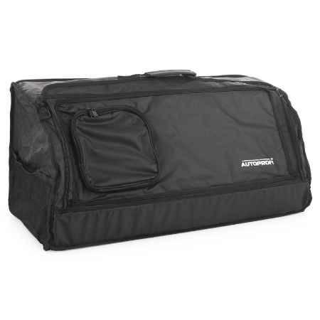 Купить Органайзер в багажник Autoprofi Travel брезентовый, 70х32х30см, чёрный