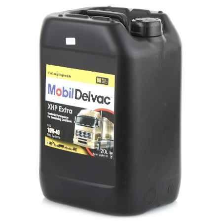 Купить Моторное дизельное масло Mobil Delvac XHP Extra 10W-40, 20 л