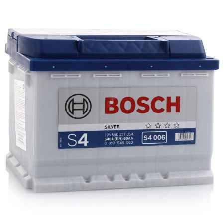 Купить Аккумулятор BOSCH S4 Silver 560 127 054