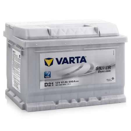 Купить Аккумулятор VARTA Silver dynamic D21