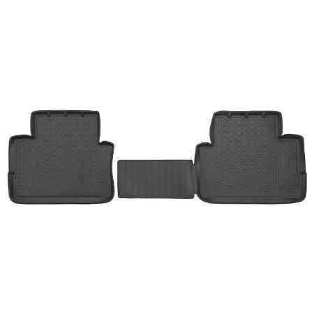 Купить Коврики салона Norplast для Nissan Qashqai 2014->, T32, задние