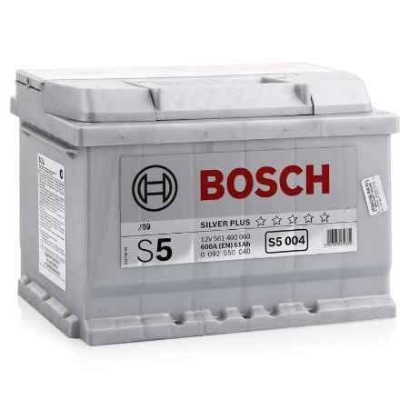 Купить Аккумулятор BOSCH S5 Silver Plus 561 400 060