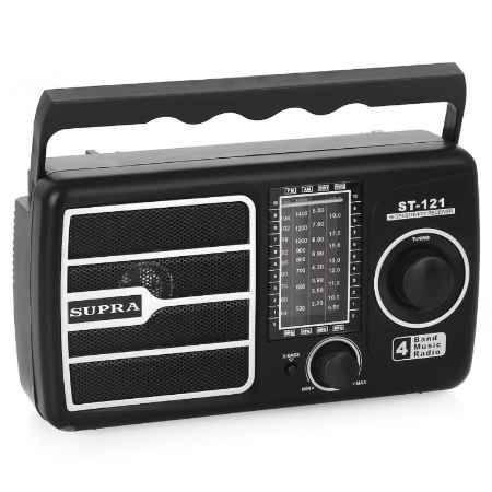 Купить Радиоприемник SUPRA ST-121